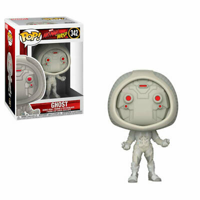 Funko POP Ghost 9 cm. Ant-Man y la Avispa. Marvel Cómics. Hot Toys