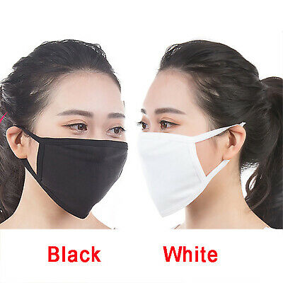 5x Dust Allergy Flu Cotton Mask Face Mouth Protection breathable Washable mask