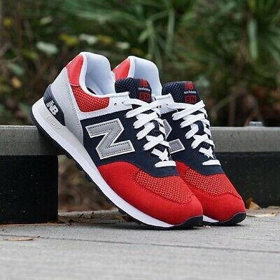 e9cc088c33 NEW BALANCE 574 Classic Men's Running Sneakers Lifestyle Shoes