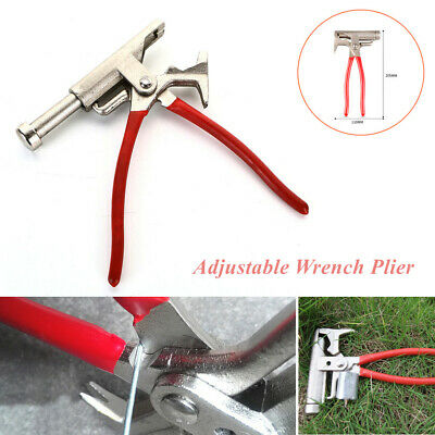 1PC Multi-Function Hammer Adjustable Wrench Plier  Pipes Spanner Tool Hand Tool