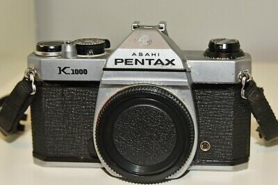 Pentax K1000  35mm Film Camera - working