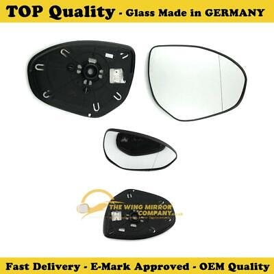 For Hyundai i40 2011-/> Wing Door Mirror Glass Heated O//S Drivers Right