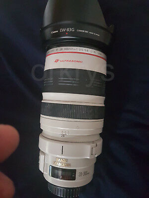 Canon EF 28-300mm f3.5-5.6 L IS USM Lentes