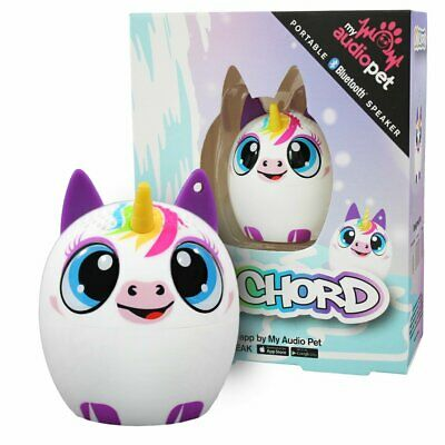 My Audio Pet Unicorn Mini Bluetooth Animal Wireless Speaker for Kids of All Ages