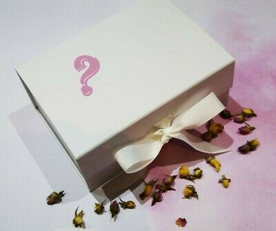 **REVISED**Suprise beauty box  worth double its contents see description