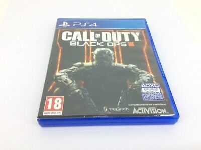 Juego Ps4 Call Of Duty Black Ops Iii Ps4 4617318