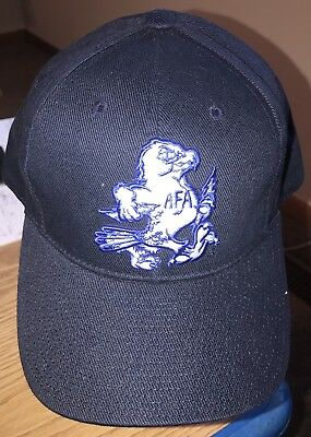 the best attitude 71ff5 0167d Air Force Falcons American Needle NCAA Strapback Blue Hat Cap OSFA Rare