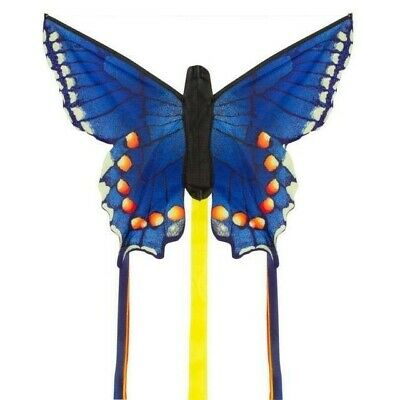 AQUILONE single line kite SWALLOWTAIL BLUE R ready to fly INVENTO HQ codice 1003