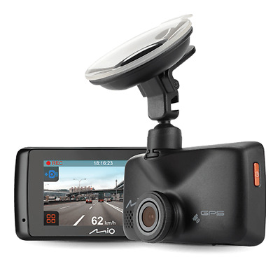 Mio MiVue 688 HD 2.7 Screen GPS HD Car Dash Cam Accident Recorder & Sony Sensor