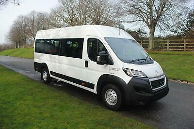 2013 PEUGEOT BOXER 335 L3H2 HDI Wheelchair Accessible Vehicle