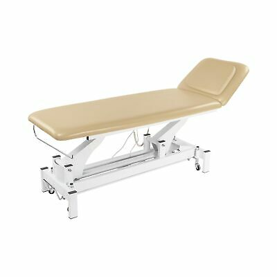 Beauty Therapy Spa Relax Bed Massage Treatment Tattoo Table Pedicure Chair Beige