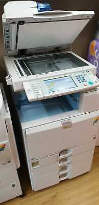 Fully functional Ricoh Aficio MP C3001 Photocopier in Excellent Condition