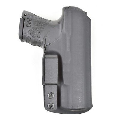 Badger State Holsters- Walther PPQ SC Sub Compact IWB Tuckable Custom Kydex