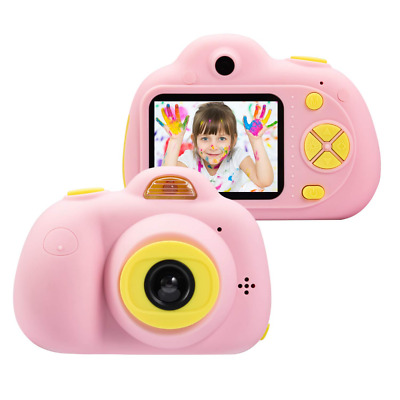 Kids Camera Gifts for 4-8 Year Old Girls, Shockproof Cameras Great Gift Mini Chi