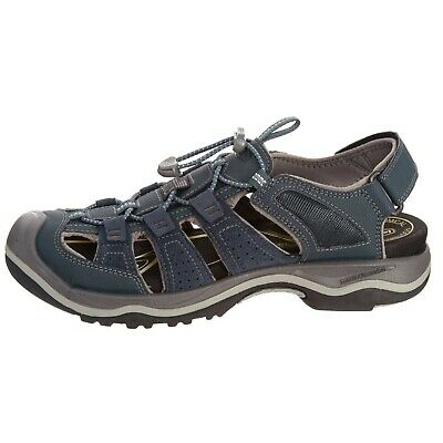 0d5068a63fed ... Black Hiking Trail Walking Sandals Water Shoes Size 12.