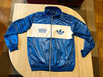 Details zu Original Adidas Chile 62 Winter Jacke Gr M Herrenjacke Trainingsjacke Retro