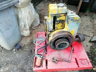 Lister diesel stationary engine