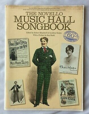 The Novello Music Hall Songbook