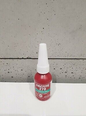 REAL LOCTITE 270 Threadlocking Adhesive - high strength. Permanent locking 10ml