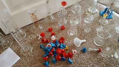 Huge Laboratory Glassware and Consumables Bundle