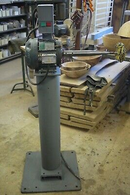 3HP Flutter Sander with Extended Sanding Arm, Floor Mounted, 230/460 VAC 3 phase