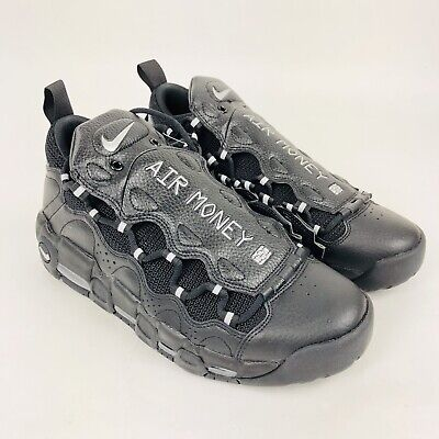 the best attitude a2d0a 43b4c Nike Air More Money Uptempo Shoes black Mens 13 casual Sneaker AJ2998-002  New