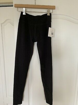 290069881c73b BEYOND YOGA. Spacedye Essential Long Legging. NWT. Color: DARKEST NIGHT.  Size