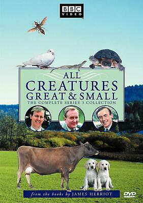 All Creatures Great and Small: The Complete Series 3 Collection [Import]