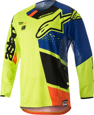 Alpinestars Techstar Factory 2018 Motocross Jersey