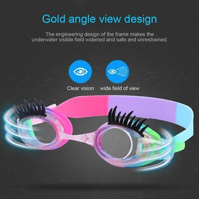 Kids Children Swimming Goggles Junior Swim Anti-Fog Glasses Protection Tools