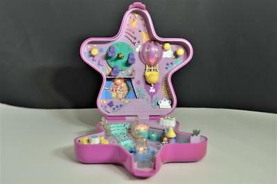 Vintage 1993 Polly Pocket Bluebird Fairy Fantasy Wonderland Lights up w/ 1 Doll