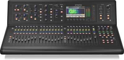 Midas M32 LIVE Digital Mixing Console, 40 Input Channel & 25 Mix Bus Audio Mixer