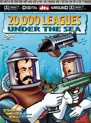 20-000 Leagues Under The Sea (1999) -- UNLIMITED SHIPPING ONLY $5