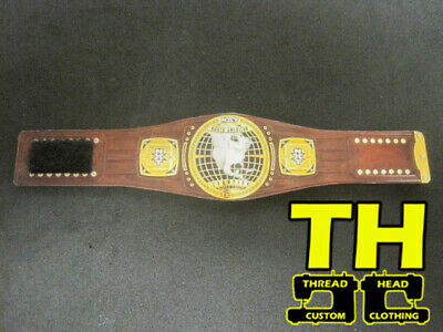 NXT North American Custom Wrestling Figure Belts WWE WWF (figures not included)