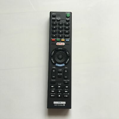 US New Sony LED Smart TV Remote Control RMT-TX102U For KDL-40R510C KDL-48R530C