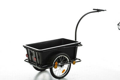Trailer for Bicycle Lenny, with Joint Swivel & Safety Timone.det