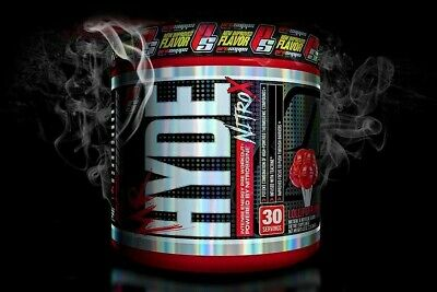 Pro Supps Mr Hyde NitroX Pre-Workout 30 serves sTRONG HARDCORE MIAMI VICE FLAVOR