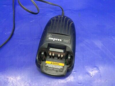 Motorola Impres WPLN4114AR Single Unit Adaptive Battery Charger