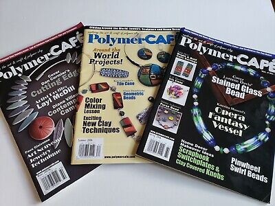 Modeling Clays & Materials Polymer Cafe Magazines