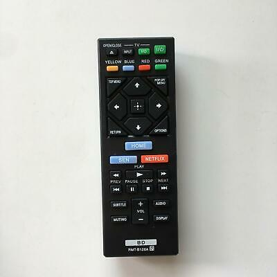 US New Replacement Sony DVD Blu-Ray Player Remote RMT-B126A For BDP-S3200