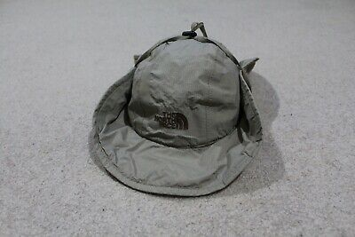 3a8e784756b2f The North Face Hat Adult OS Boonie Hat Brimmed Khaki Beige HyVent