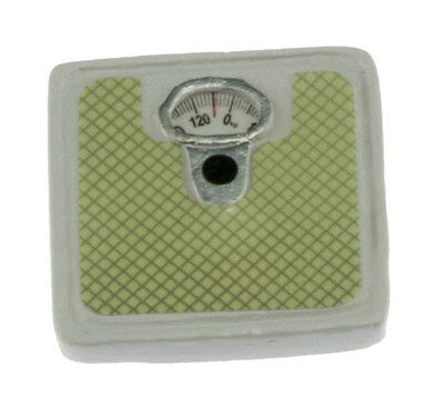 Dollhouse Miniature Bathroom Scale ~ IM65096