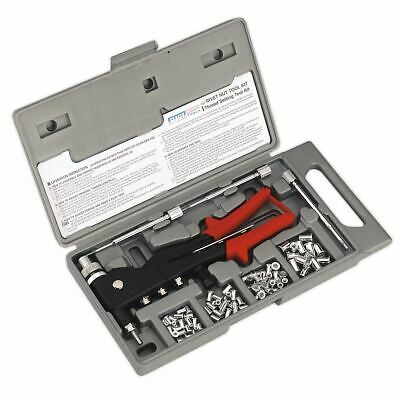 Sealey AK396 Blind Nut & Stud Riveting Kit