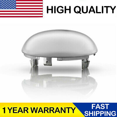 1PCS New Shifter Knob Chrome Cap for 2004 2005 2006 Ford F-150 /& Stronger Clips