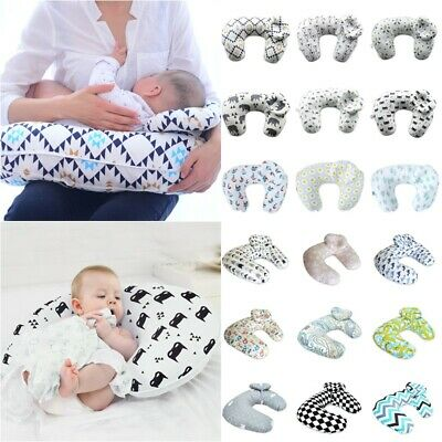 Breast Feeding Maternity Pregnancy Nursing Pillow Cover Baby Support Best Gifts
