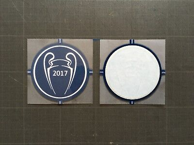 Patch Champions League Winner 2017 Badge Ucl Sporting Id