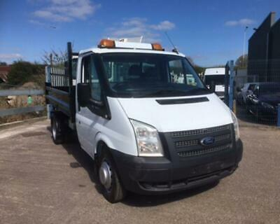 2012/62 Ford Transit T350 2.2 Tdci (100) 3 Way Steel Bodied Tipper