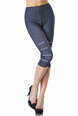 VARIOUS Capri Leggings (13951-015-S-M)