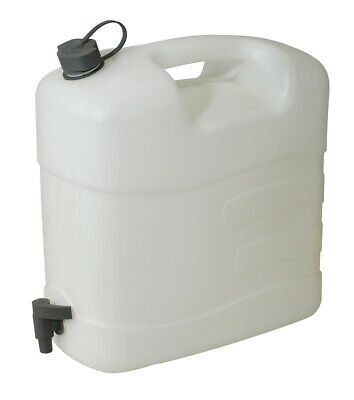 Sealey WC20T Fluid Container 20ltr with Tap