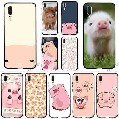 Soft Cover for Huawei P20 Pro Case P10 Lite P9 Mini P Smart Mate 10 20 B443